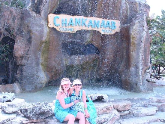Chankanaab Beach Adventure Park: Entrance
