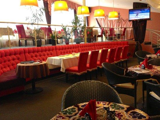 Granats Restaurant: Отличный зал для семейных банкетов!