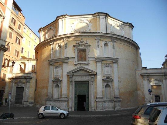 Abbazia di San Bernardo Alle Terme di Diocleziano