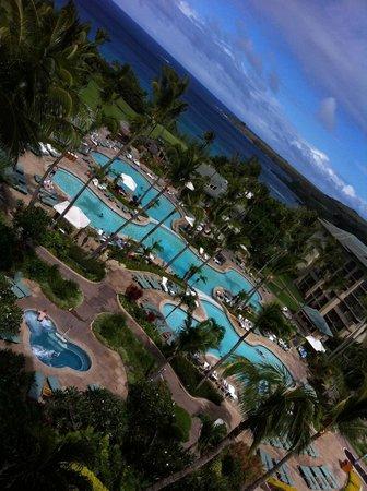 The Ritz-Carlton, Kapalua: View from Lobby