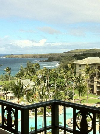 The Ritz-Carlton, Kapalua : View from Room
