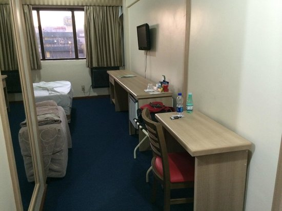 Nacional Inn Campinas Hotel : Room