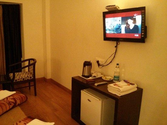Hotel Hong Kong Inn: room