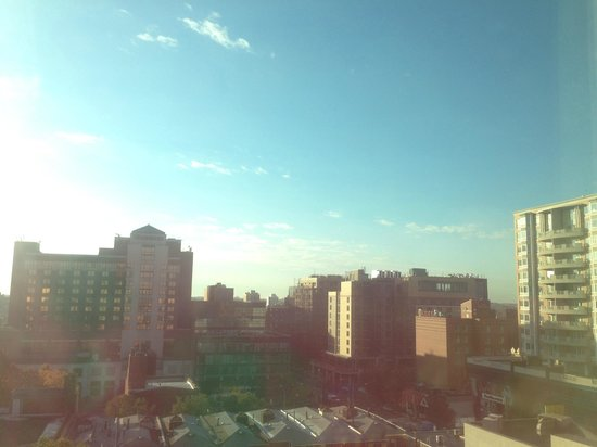 Asiatic Hotel - Flushing: view from room
