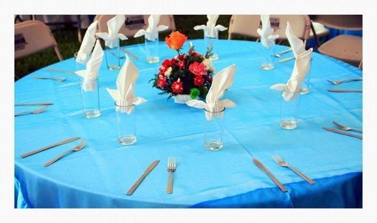 Hotel Surf Olas Altas : El montaje y la decoración de su evento social, lo organizamos según sus gustos