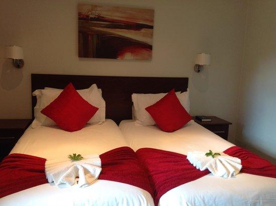 Rio Vista Lodge: Hotel room