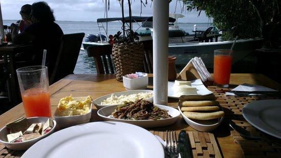 La Ardilena: El desayuno