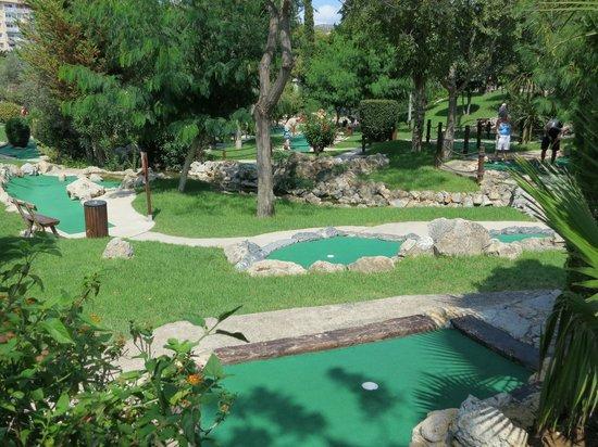 Golf Fantasia course
