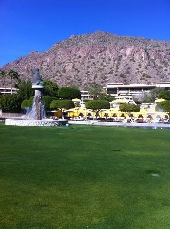 The Phoenician, Scottsdale: view of phoenician