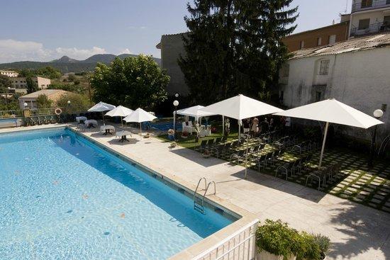 Hotel Segle XX: piscina