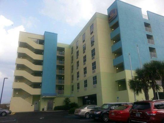 BEST WESTERN Ft. Walton Beachfront: El Hotel