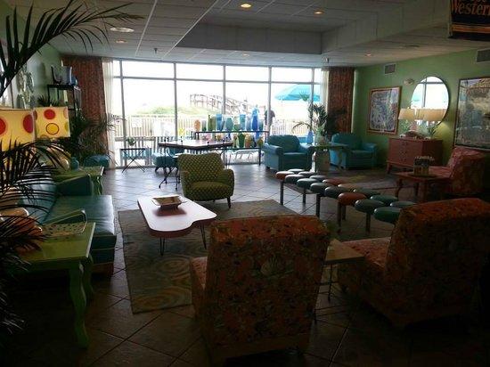 BEST WESTERN Ft. Walton Beachfront: Lobby