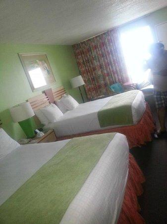 BEST WESTERN Ft. Walton Beachfront: La habitación