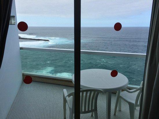 Hotel Best Semiramis: Balcón