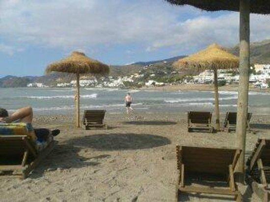 Apartamentos Best Pueblo Indalo: Beach