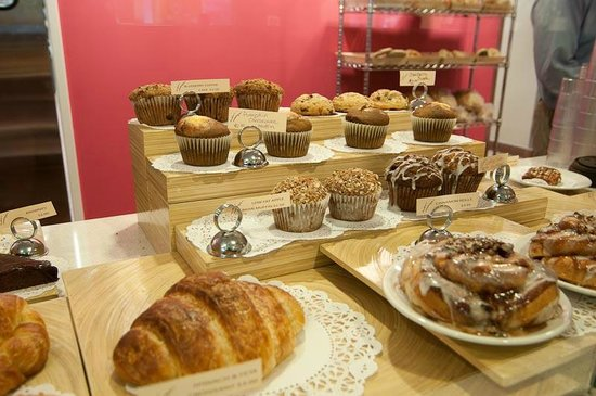 e.leaven Food Company: yummy Pastries