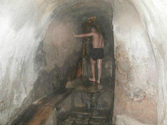Negombo Giardini Termali: sauna
