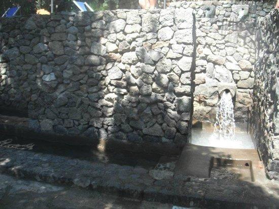 Negombo Giardini Termali: percorso kneipp