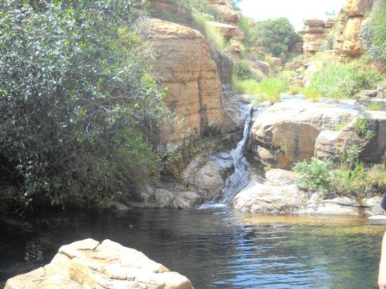 Mountain Sanctuary Park: beautiful rock pools