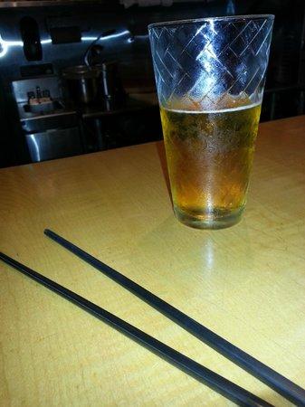 Kojin Noodle Bar: Sapphora beer