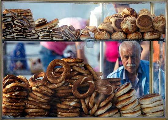 Gourmet Holidays Cooking Classes: Simit means doughnuts