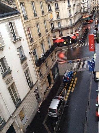 Touring Hotel: vista dalla finestra