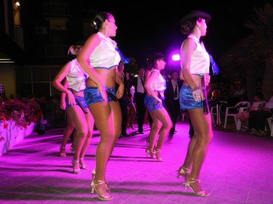 Hotel Gardenia: Romagna dance compagnie