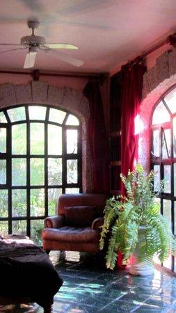 Las Sabilas: Garden Suite