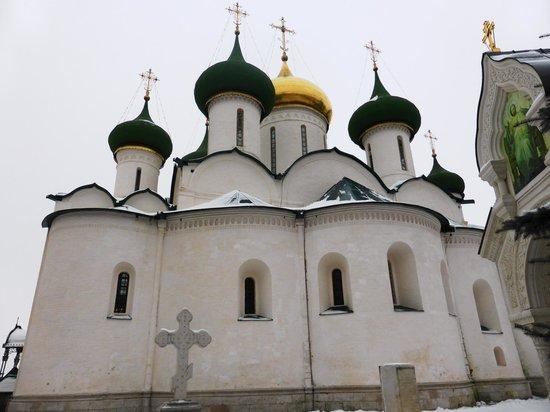 Spaso-Evfimiyev Monastery Museum Complex: Спасо-Преображенский собор