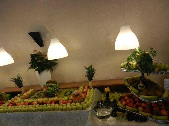 Hotel Gardenia: Buffet
