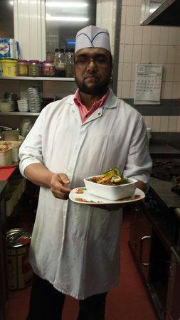 Monsoon Tandoori Restaurant: Nice