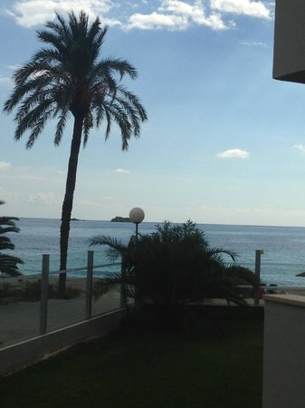 Hotel Garbi Ibiza & Spa: Daytime
