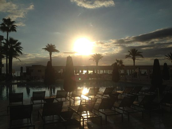 Hotel Garbi Ibiza & Spa: Sunset