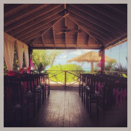 La Bussola Restaurant : Little wedding reception