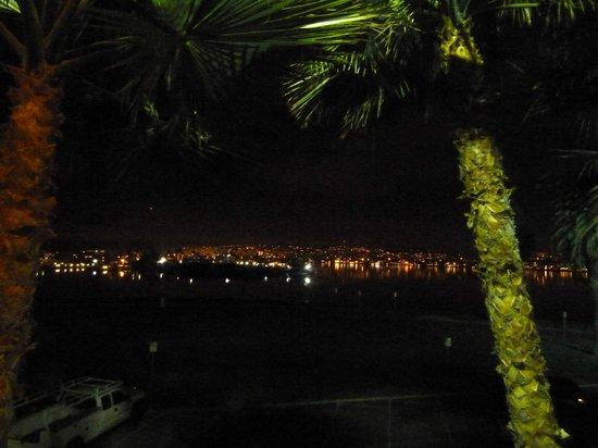 Bahia Resort Hotel : Deck view