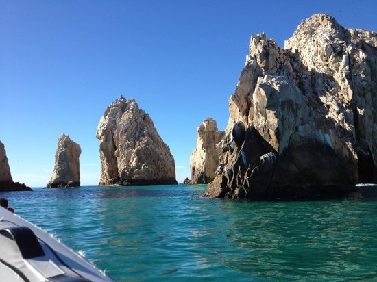 Cabo Adventures: Heading out to find some whales to watch