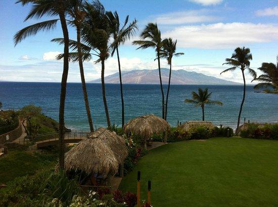 Four Seasons Resort Maui at Wailea: View of West Maui from Four Seasons