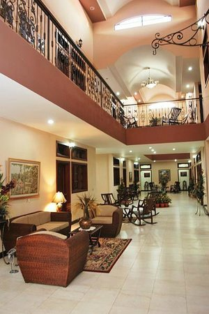 Hotel Internacional Managua: Hotel Lobby