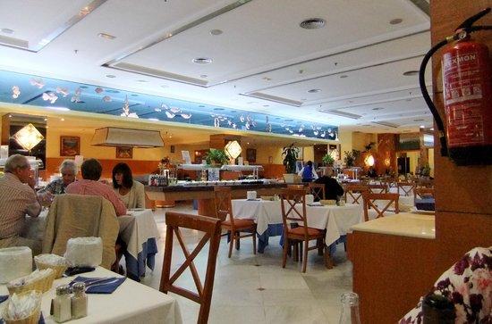 Yaramar Hotel: Yaramar restaurant after 21.30!