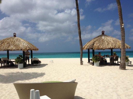 Bucuti & Tara Beach Resort Aruba: the beach