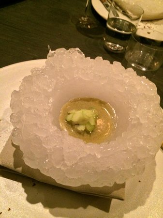 Noma: Squid and fennel