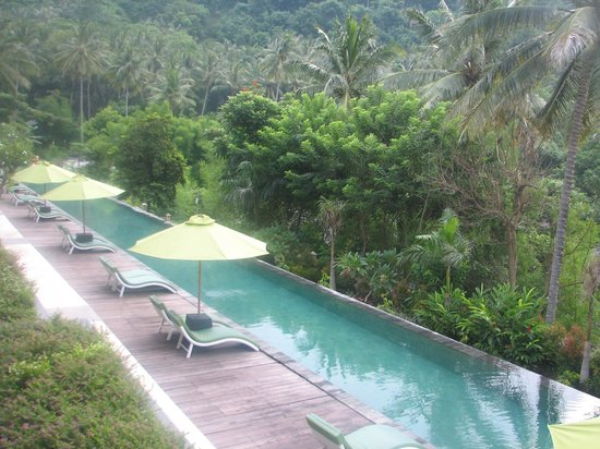 Kebun Villas & Resort: View from the room