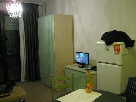 Residence Viale Venezia: soggiorno