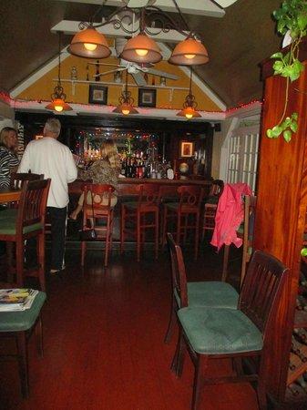 Abbondanza Italian Restaurant The Bar
