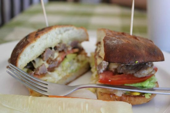 Cafe Sol: sandwiches