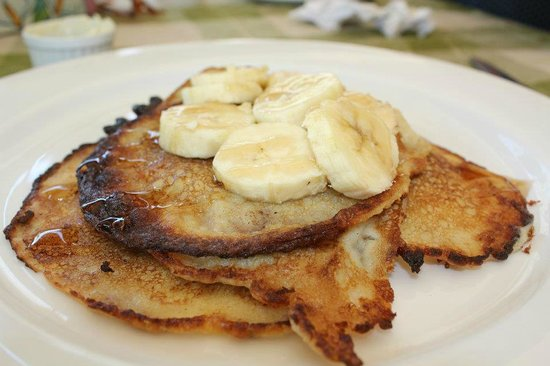 Cafe Sol: the best pancakes