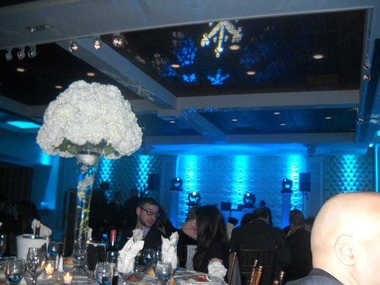 The Inn At Fox Hollow Hotel : Wedding reception hall