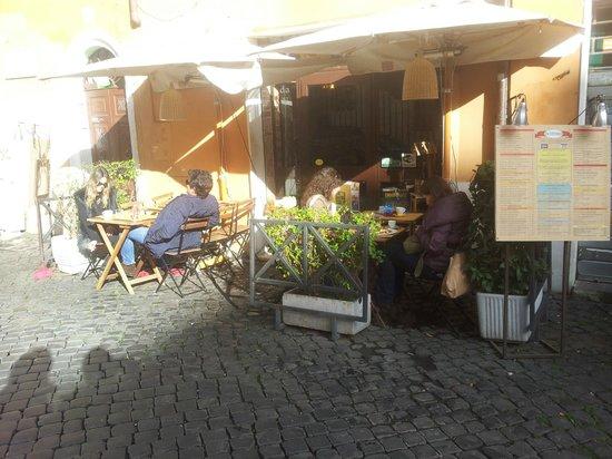 Da Vittorio a Trastevere : Da Vittorios - Trastevere