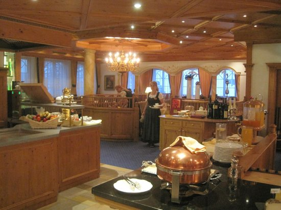 Hotel Alte Post: Main Dining Room