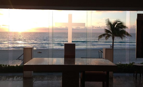 Gran Caribe Resort: Open Air chapel - catholic